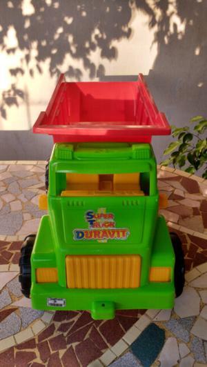Camión volcador Duravit