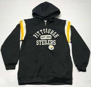 Campera Hoodie De Pittsburgh Steelers De La Nfl Talle S
