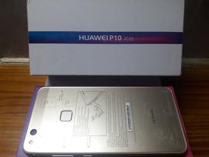 Huawei P10 Lite Gold LIBRE de FABRICA… NUEVO
