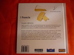 Libro De Cocina Internacional  Colección Noticias