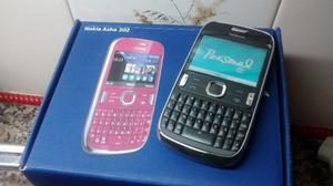 Nokia Asha 302 (solo Para Personal)   Impecable Casi Sin Uso