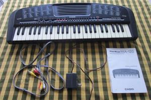 Organo Casio Tone Bank, MA 120!!!,con transformador!!, muy