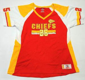 Remera Majestic Kansas City Chiefs Talle Xxl Woman Nfl