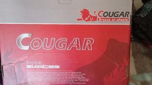 Rollers en linea cougar