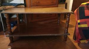 Vendo mesa ratona antigua