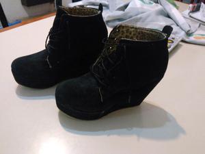 Zapatos con plataforma Hermosos