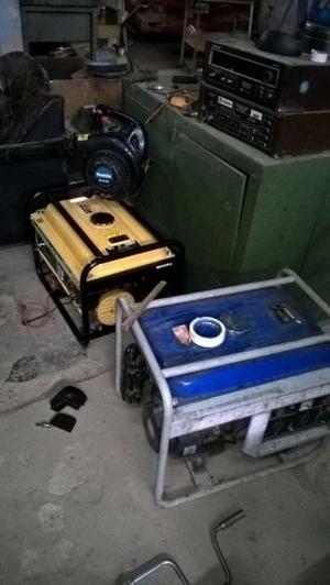 grupo electrogeno y motores a reparar repuestos