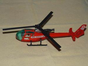 helicóptero gazelle majorette