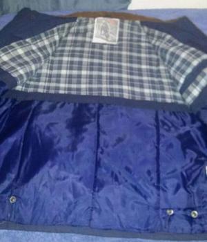 Campera abrigo hombre