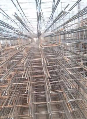 Columnas estructurales para construcción