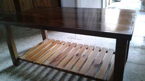 Mesa ratona de madera. Envio gratis segun zona Medidas Largo