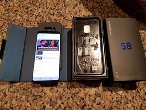 Oportunidad samsung S8 Edge 64gb Libre Permuto. Con garantia