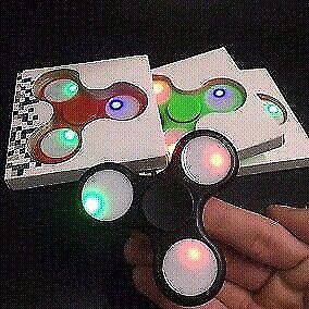 Vendo SPinner con 3 luces