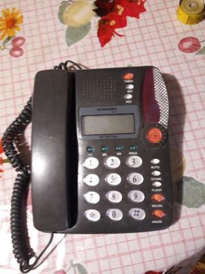 Vendo Teléfono De Linea Ultrasonic