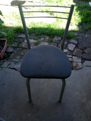 Vendo sillas usadas en buen estado