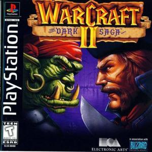 Warcraft II The Dark Saga ps1