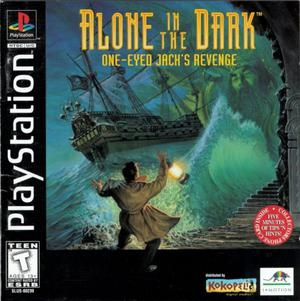 alone in the dark 2 one eyed jachs revenge ps1