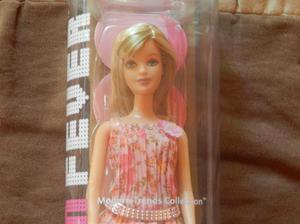 muñeca barbie fashion fever  nueva en blister
