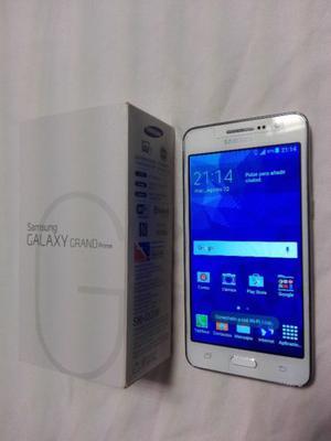 Celular Samsung Grand Prime Blanco (Libre),2 meses de uso!