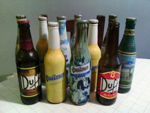 Coleccion de botellas
