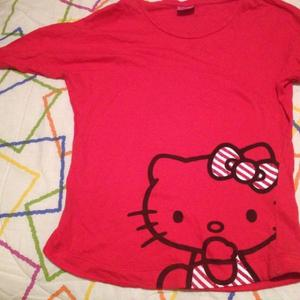 Remera Kitty re original, talle 16