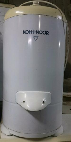 Secarropas kohinoor de 5,2 KG y  RPM