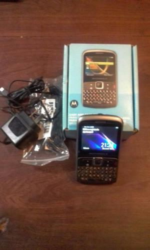 Teléfono celular Motorota EX 112