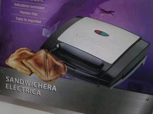 Vendo SANWICHERA eléctrica WINCO