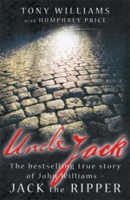 uncle jack - jack the ripper libro ingles