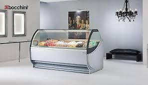 vitrina exhibidora helados fb lai blu orion reparacion
