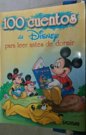 100 cuentos de Disney