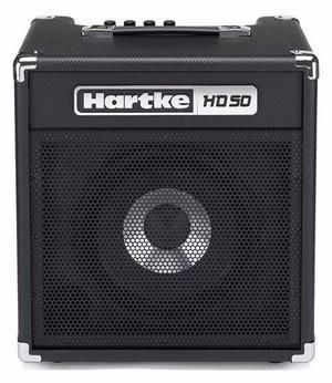 Amplificador de bajo HARTKE HD50, en perfecto estado.