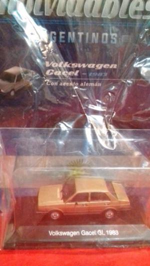 Autos inolvidables volkwagen Gacel 83