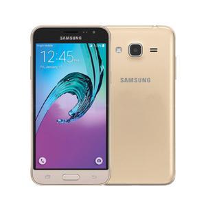Celular libre Samsung j color dorado en caja nuevo