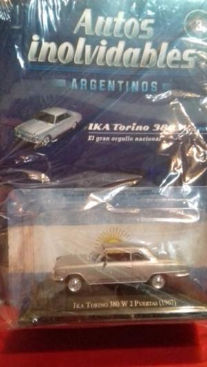 Colección Autos inolvidables Torino Ika 380