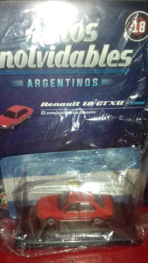 Colección Renault 18 GTXII