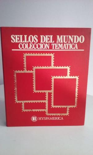 ESTAMPILLAS COLECCION TEMATICA