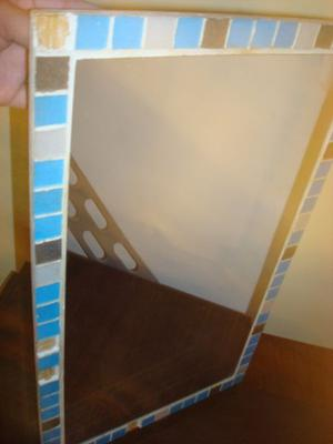 Espejo De Venecitas 50x30cm