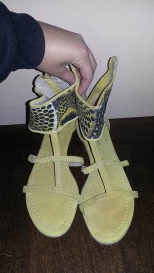 Vendo sandalias en buen estado
