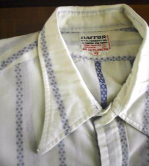 lote de 3 Camisas de hombre vintage