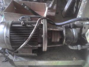 motor y bomba hidraulica 15 cv