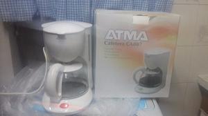Cafetera Atma Ca807 - Excelente Estado! Con Caja Y Manual