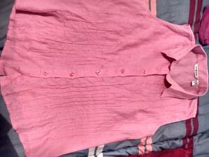 Camisa sin mangas y vestido sin mangas