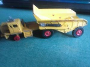 Matchbox Lesney - K-2 KW Dart Dump truck  King Size 1/64
