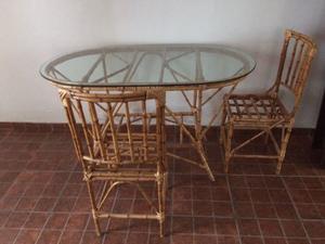 Mesa c sillas
