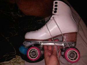 Patines professionales nro 36