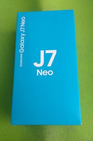 Samsung Galaxy J7 NEO 4g libre nuevo en caja