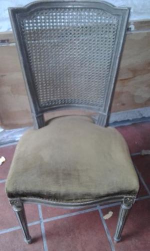 Sillas Luis XV originales