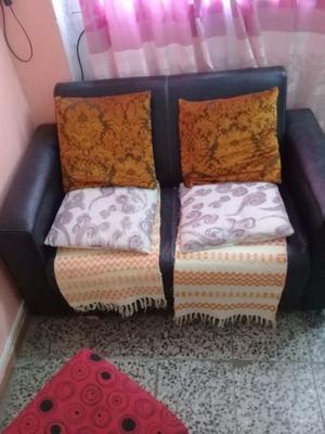 Vendo sofa de 2 cuerpos