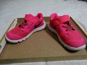 Zapatillas Nike Free 5.0 Niña Talle 26